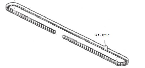 Zubehör-Set für Nockenzange (20er-Set) Comfort 2xx