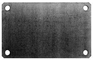 Hörmann Pfeiler Mauerplatte PM 1