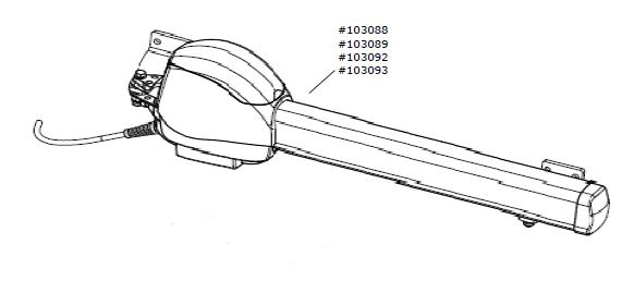 Motor-Aggregat C.530 / C.530 L für Steuerung Control x.52