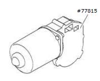 Getriebemotor, vormontiert Comfort 870