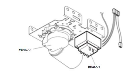 Gleichstrommotor für Comfort 257.2