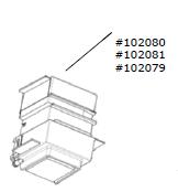 Trafobox 230 für Comfort 260 / 270 / 280 / 260 speed