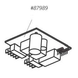 Relaisplatine Comfort 2xx.2