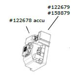 Controlbox C.260 accu MSA