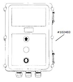 Steuerungsgehäuse-Deckel Dynami 735 / 740