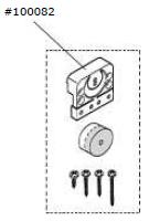 Magnethalter-Set Comfort 870