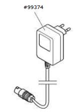 Steckernetzteil Comfort 870 accu