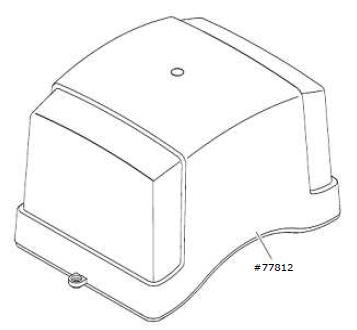 Antriebshaube, komplett Comfort 870