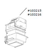 Trafobox 230 für Comfort 360 / 370 / 380