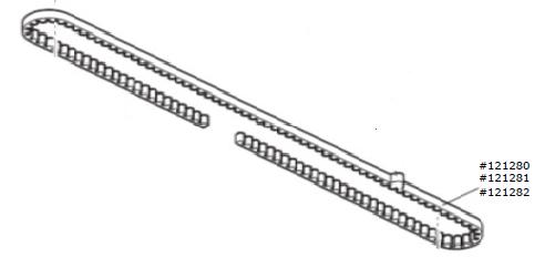 Zahnriemen SZ-12 Comfort 2xx