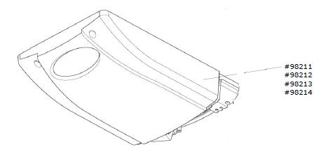 Antriebshaube Comfort C.2xx.2