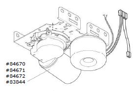 Gleichstrommotor Comfort C.2xx.2