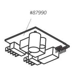 Relaisplatine Comfort 250.2 speed